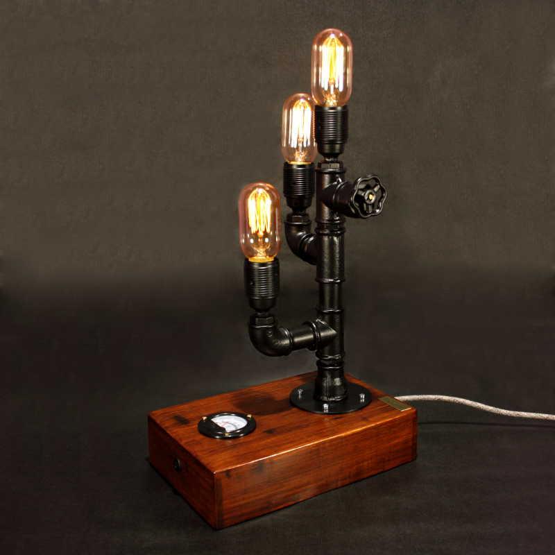 Steampunk lámpa – 20