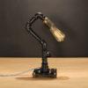 Asztali indusztriális lámpa, edison 230V, 60W, E27