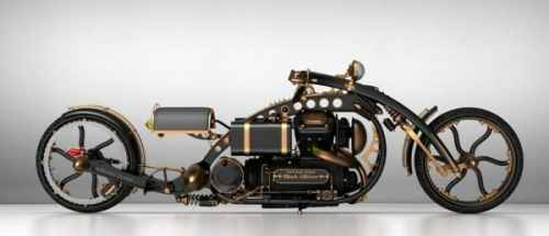 Steampunk-Chopper