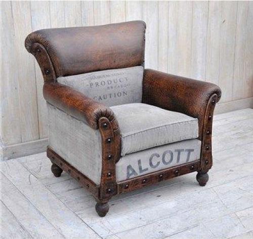 steampunk-fotel