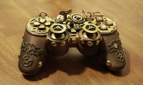 steampunk-kontroller